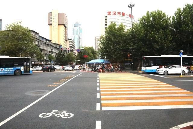 武汉这些新的交通标志是什么意思?交警会教你怎么去那里。 第5张