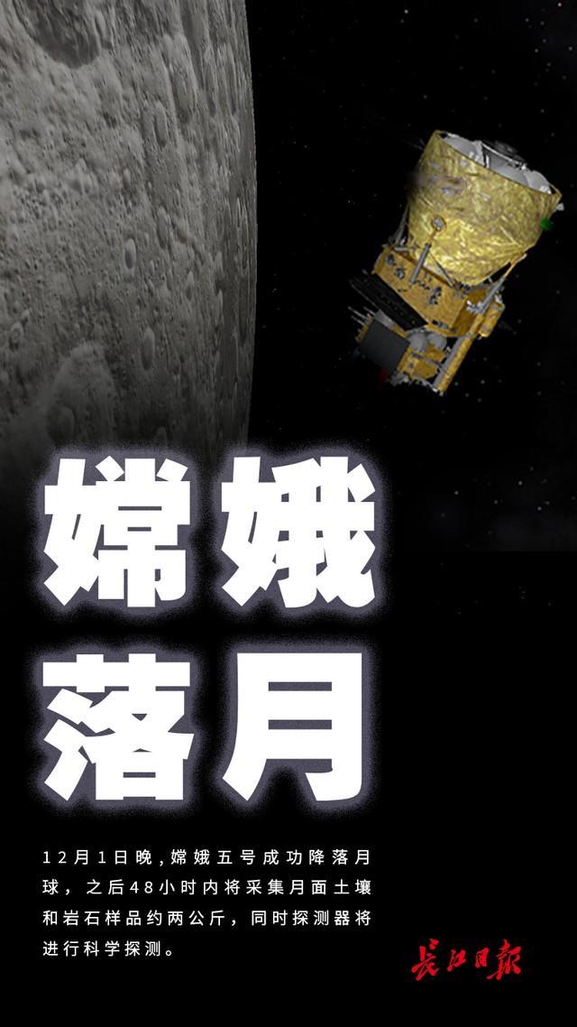 当月亮落下时,地球将被占领!武汉的田团教授:我们这样帮嫦娥挖... 第2张
