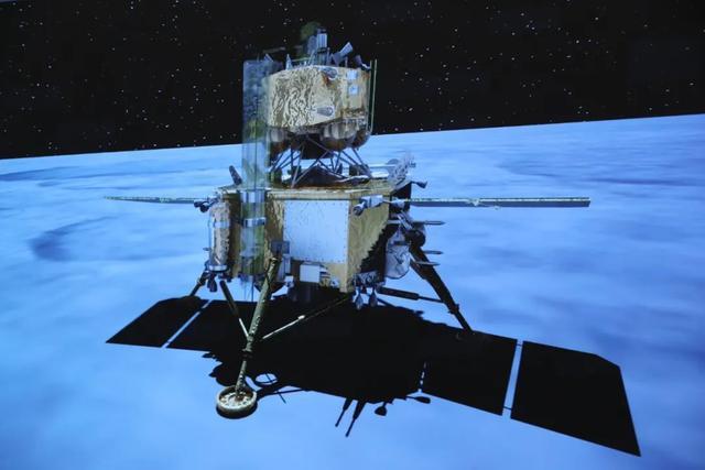当月亮落下时,地球将被占领!武汉的田团教授:我们这样帮嫦娥挖... 第3张
