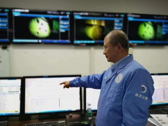 当月亮落下时,地球将被占领!武汉的田团教授:我们这样帮嫦娥挖... 第8张