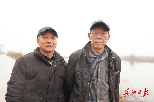 """长江封禁后,武汉渔民兄弟前往东北""""抓湖"""" 第1张"""