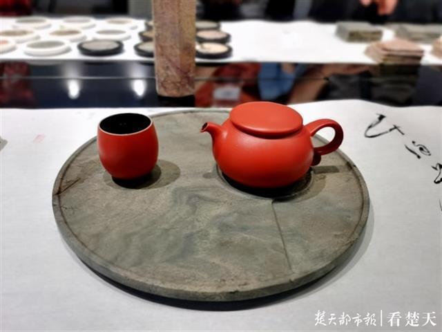 冬天第一!周末来武术馆看武汉茶博会。 第1张