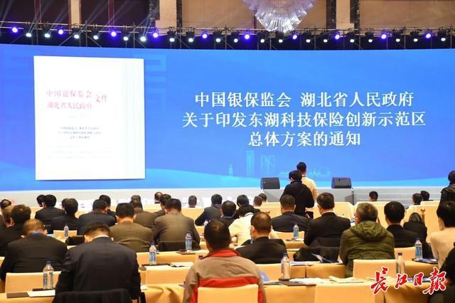方案发布!中国首个国家科技保险创新示范区登陆东湖高新区。 第3张