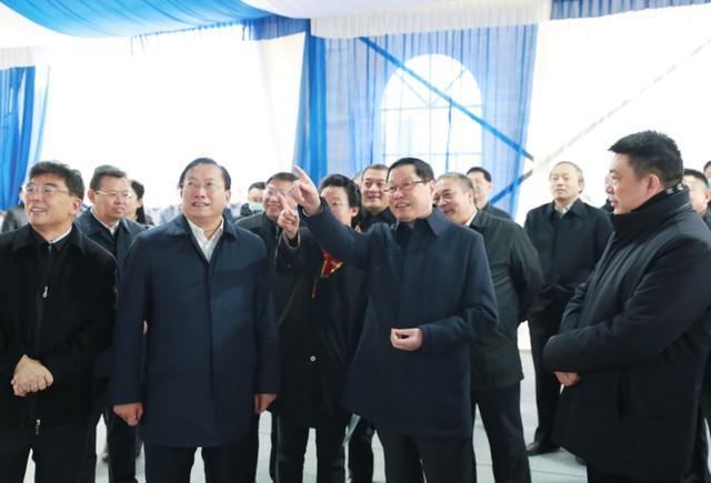 两大工程正式开工!应永强调,武汉要充分发挥主导和辐射作用。 第3张