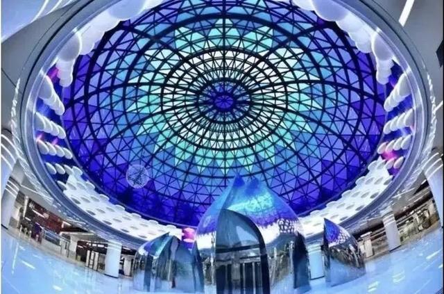 武汉十大最美地铁站第一站惊艳。 第14张