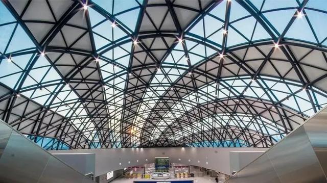武汉十大最美地铁站第一站惊艳。 第23张