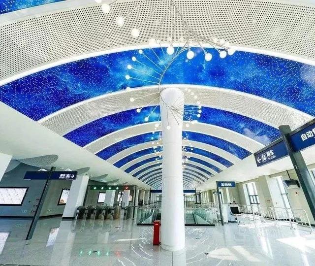 武汉十大最美地铁站第一站惊艳。 第29张