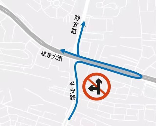 从现在开始,雄初街路口将放开管制,方便南湖居民出行。 第2张