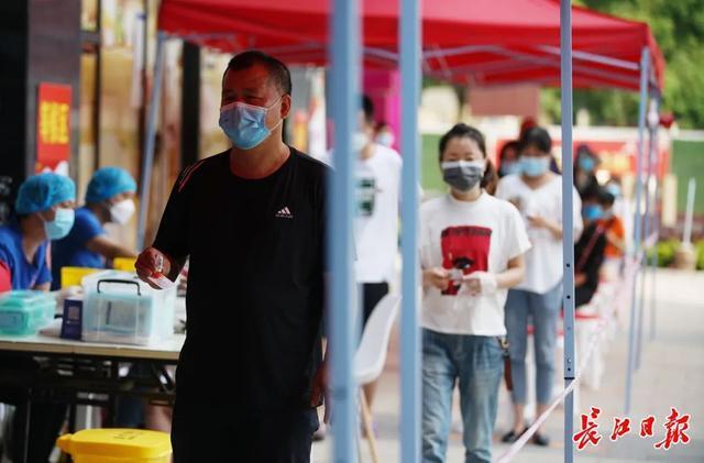 """综述:探索抗疫""""武汉""""模式——千百万人核酸检测,举世瞩目。 第5张"""