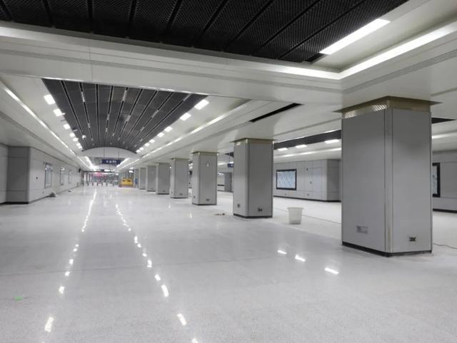 武汉地铁8号线二期、11号线三期葛店段已具备初步运营条件。 第3张