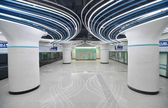 武汉地铁8号线二期、11号线三期葛店段已具备初步运营条件。 第2张