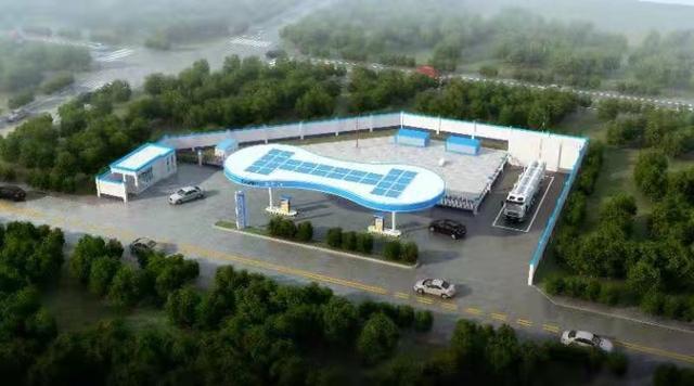推进氢能产业链建设,青山区努力建设中国氢都 第1张