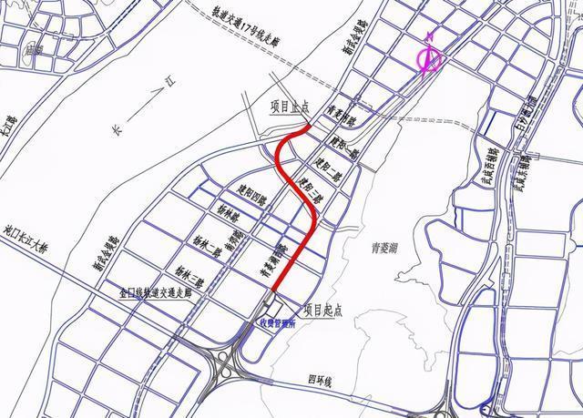 从武嘉高速到三环联络线31日开通,进出武汉南门追加通道。 第2张