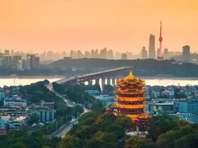 英雄城市追加国家名片,武汉首次评价国家文化和旅游消费示范城市。 第2张