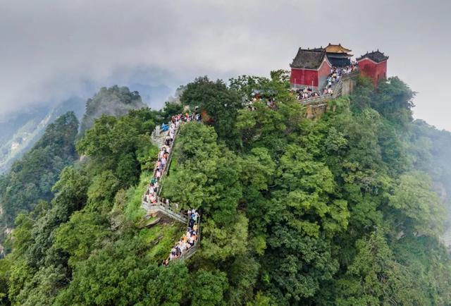 惠游湖北迎客超过7300万人,外务省游客超过1600万人! 第6张