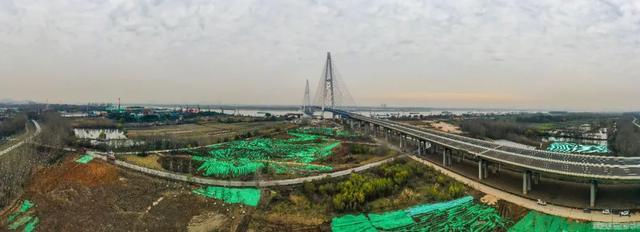 收官!武汉两江四岸成为全景生态绿廊。 第3张
