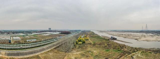 收官!武汉两江四岸成为全景生态绿廊。 第17张