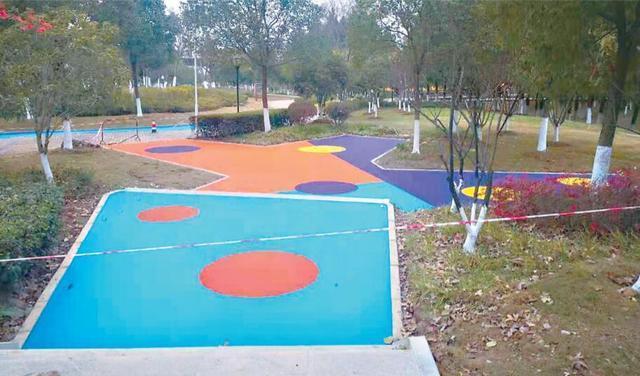 沙湖公园儿童游乐设施梦想回归安全性和颜值升级。 第1张