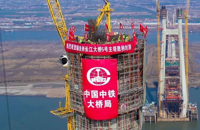 武汉造!这次是中国第一座交叉索斜拉桥。 第3张