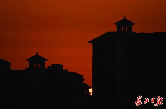 2021、武汉第一缕阳光|图集。 第1张