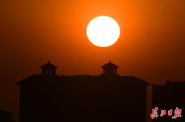 2021、武汉第一缕阳光|图集。 第6张