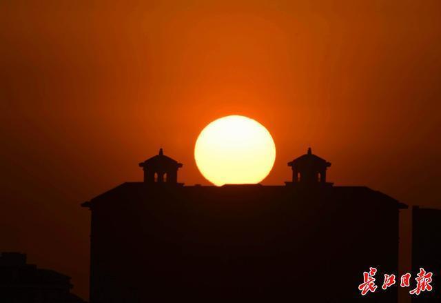 2021、武汉第一缕阳光|图集。 第5张