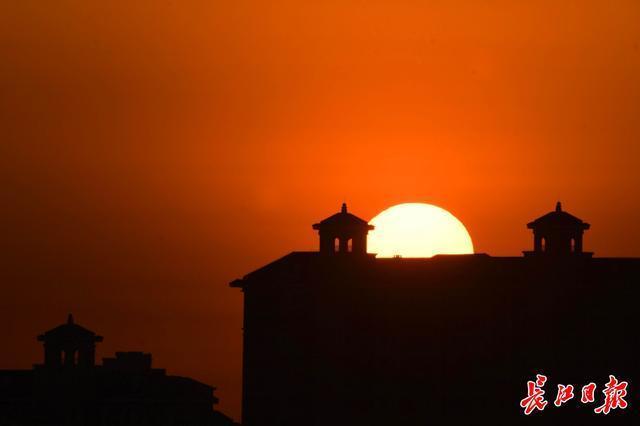 2021、武汉第一缕阳光|图集。 第4张