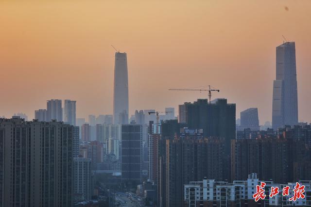 2021、武汉第一缕阳光|图集。 第10张