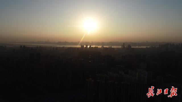 2021、武汉第一缕阳光|图集。 第7张