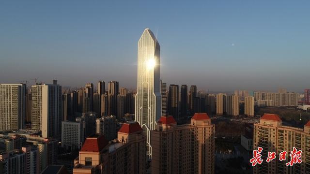 2021、武汉第一缕阳光|图集。 第8张