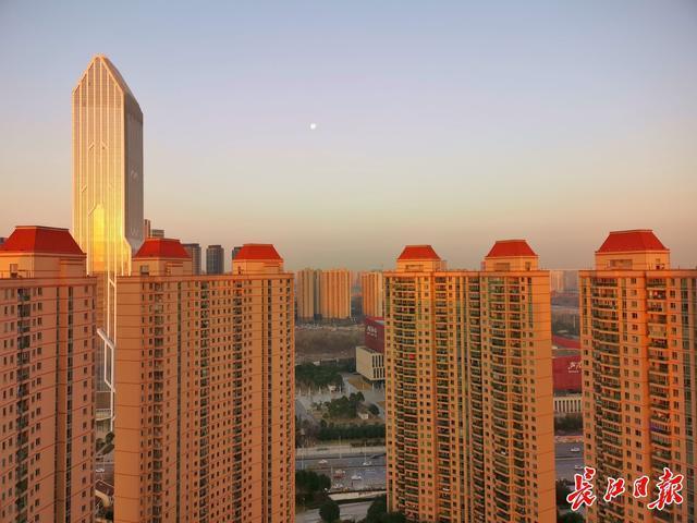 2021、武汉第一缕阳光|图集。 第9张
