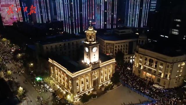 看到武汉的过年活动,海外网民羡慕…… 第6张