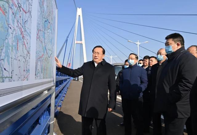 四环线主线贯通,两条地铁新线开通!今天,王忠林调查了交通重点工程。 第2张