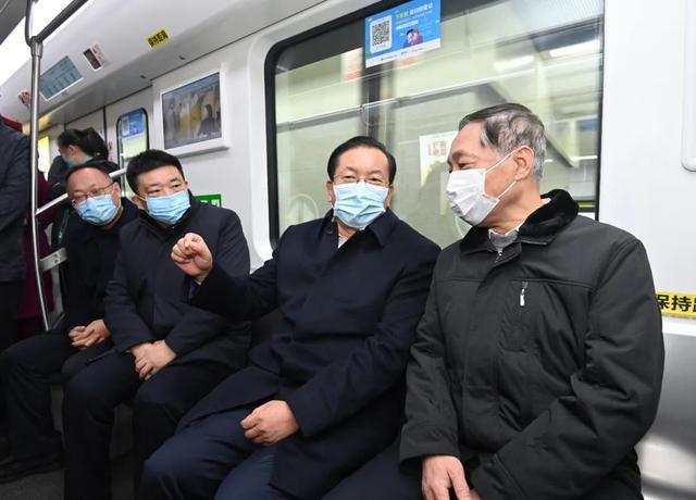 四环线主线贯通,两条地铁新线开通!今天,王忠林调查了交通重点工程。 第6张