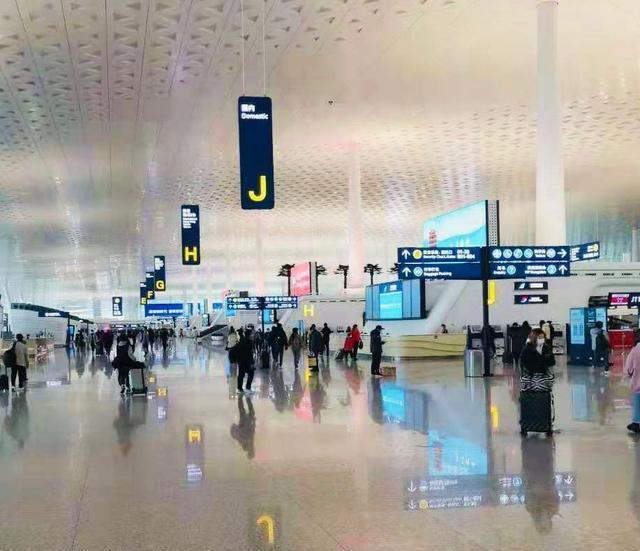 元旦连休,天河机场预计运输旅客15万人。 第2张