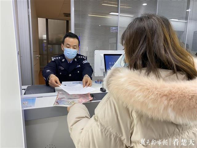 把最美的风景留给劳动人民!武汉出入境智慧服务馆疫情过后惊艳亮相。 第3张