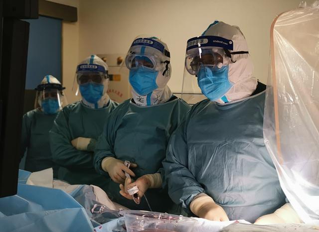 """新冠肺炎肺炎可以""""听到""""!同济医院的团队是世界上第一个发现的。 第2张"""