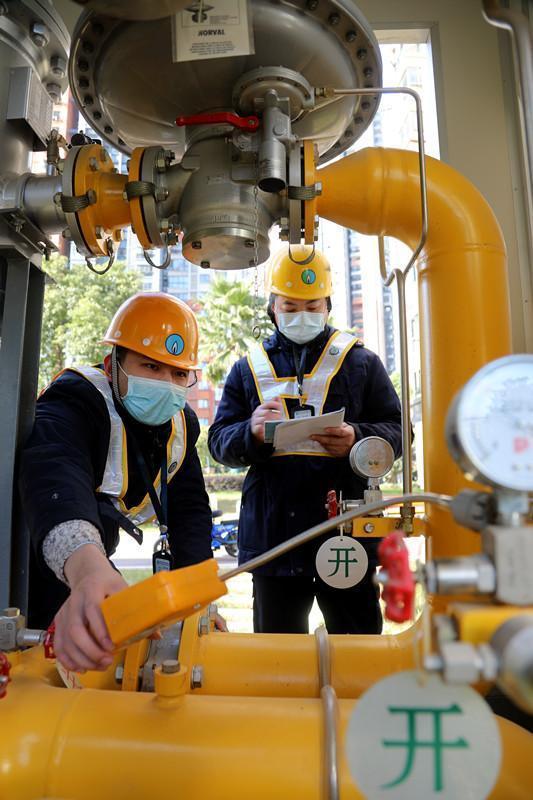 武汉天然气总体供应安全稳定。 第1张
