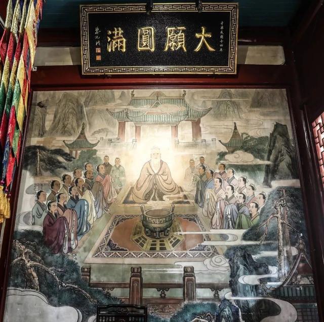 桂园佛寺和长春观暂时对外关闭。 第6张