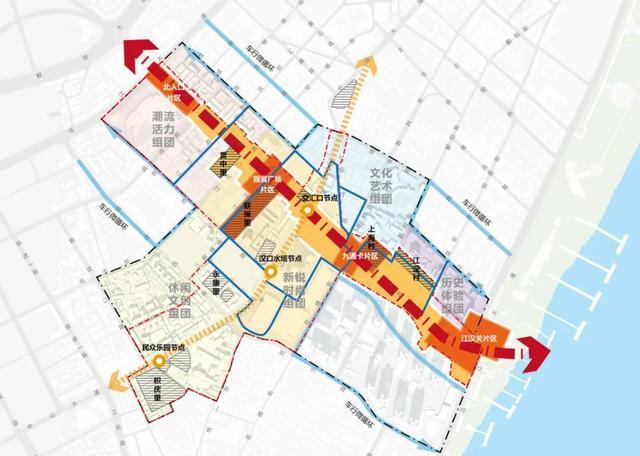 范围确认!江汉路步行街即将扩建。快看。 第2张