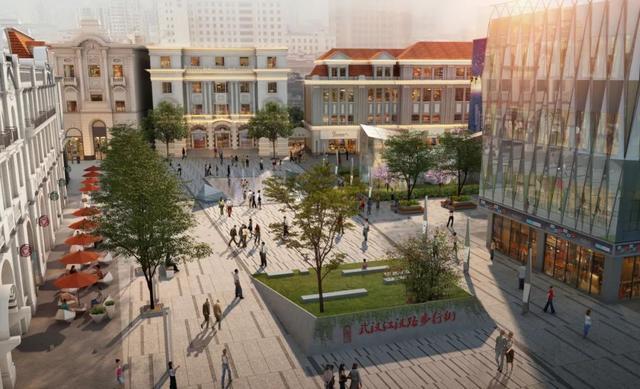 范围确认!江汉路步行街即将扩建。快看。 第3张