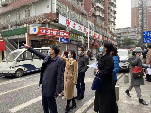 武昌首义路街道开展NPC代表和CPPCC成员联合活动,为基层疫情防控提供建议和意见。 第3张