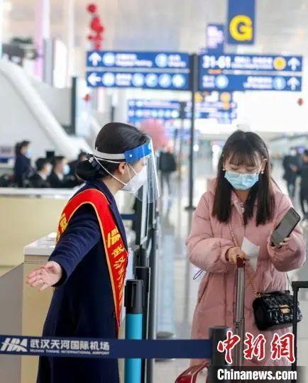 武汉春运高峰顺利拉开帷幕,智能服务助力出行安全。 第3张