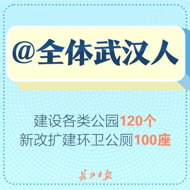2021年武汉将付出这些巨大的利益,所有武汉人都将分享其中! 第5张