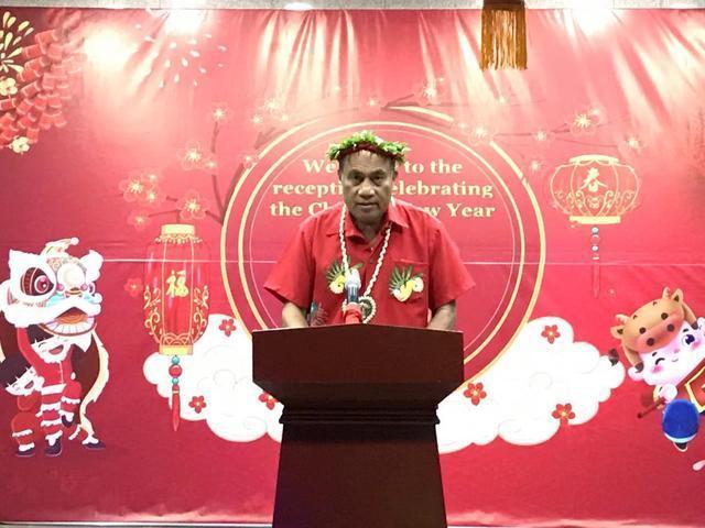 许多政治家祝贺中国农历新年。 第3张