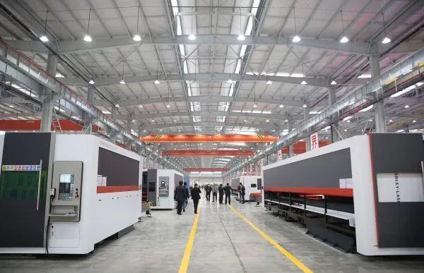 晋级全国前三!华南理工大学激光智能设备智能工厂建成。 第3张