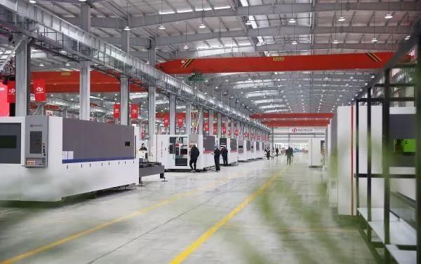 晋级全国前三!华南理工大学激光智能设备智能工厂建成。 第2张
