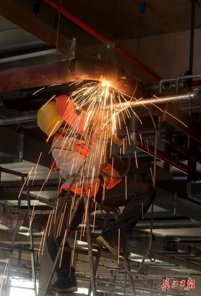 热火朝天,中建三局国内外1600个项目同鼓 第2张