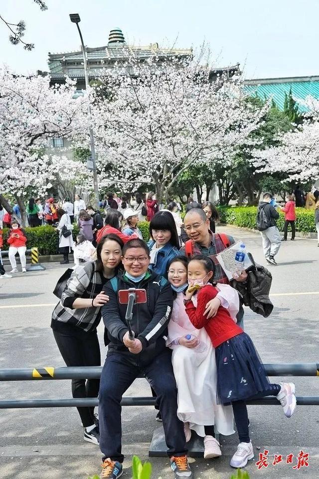武汉春光灿烂,百花齐放,引来全国赏花客争相。 第14张