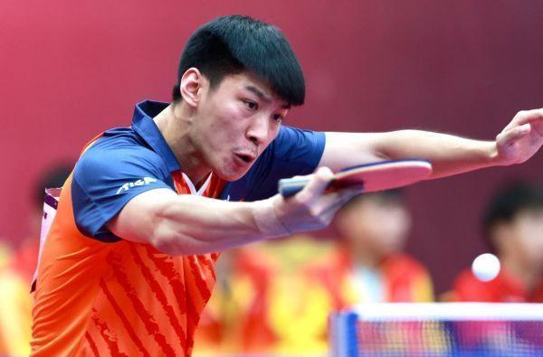 全运会乒乓球预赛结束,武汉三人进入比赛。 第2张